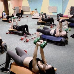 FIT-POINT фитнес клуб на салтовке групповые тренировки