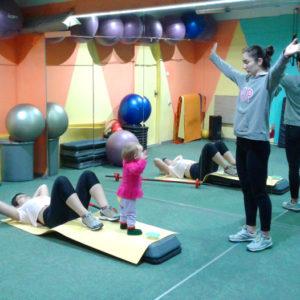 восстановление после родов программа фитнес мама харьков