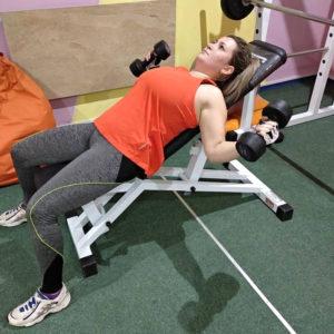 персональный тренер фитнес клуб на Салтовке Харьков