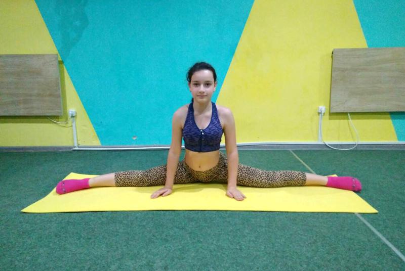 упражнения стретчинга фитнес клуб харьков салтовка