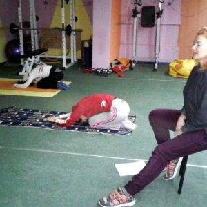 Оздоровительная гимнастика Соматика Ханны фитнес клуб Салтовка