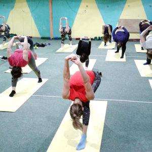 тренировки стретчинг в харькове фитнес клуб на салтовке